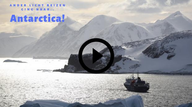Arno ging naar Antarctica