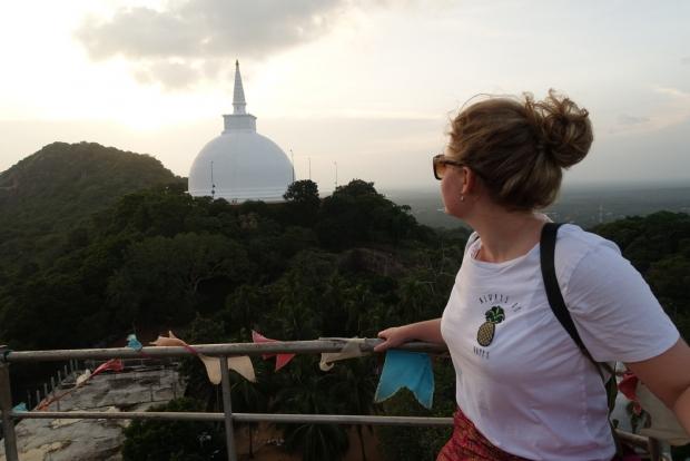 Sri Lanka specialist Laura op bestemming