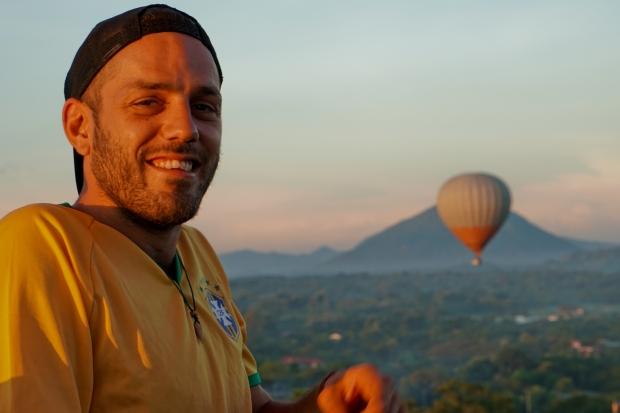 Ballonvaart Sigiriya