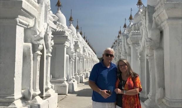 Peter Lindhout in Myanmar
