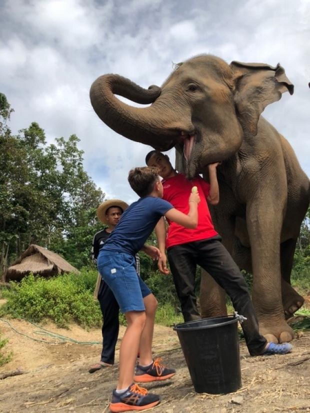 thailand ervaring familiereis
