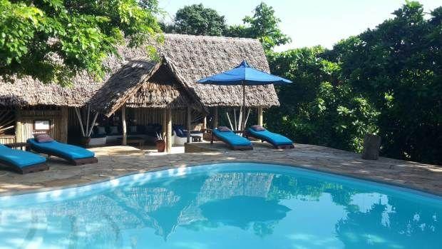 Zwembad Ras Kutani