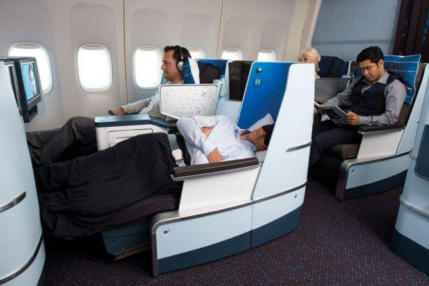 Businessclass vliegen de moeite waard berry deelt zijn for Migliori cabine business class 2017