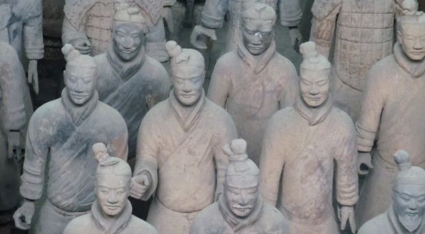 Xi'an Terracotta leger