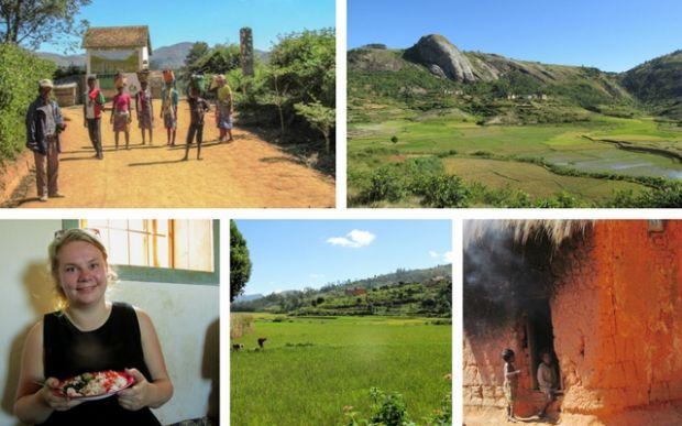 Fianarantsoa Madagaskar