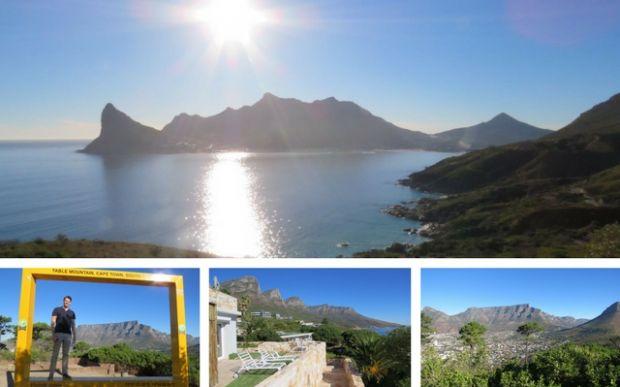 Kaapstad Zuidi-Afrika collectie