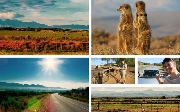 Oudtshoorn Zuid-Afrika collectie