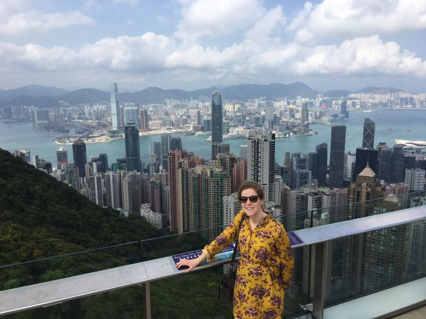 Loes bij the peak Hong Kong