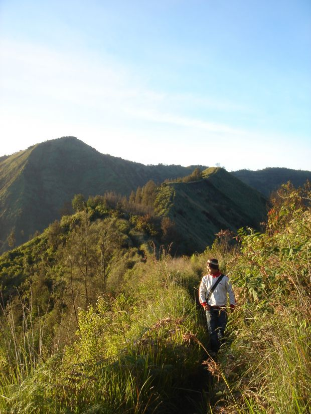 Bromo sunrise Walk