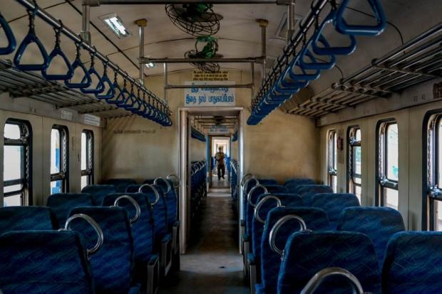 trein Noord Sri Lanka