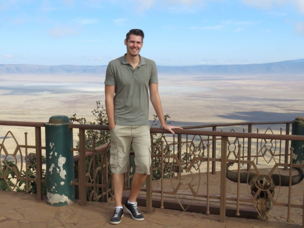 Vincent Ngorongoro Crater