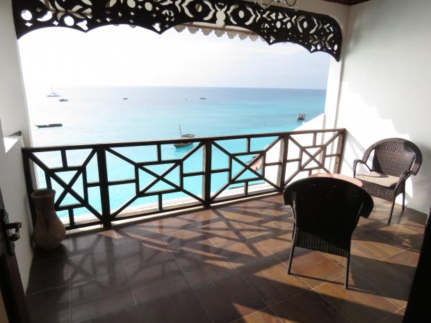 Balkon Langi Langi