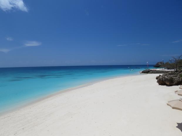 Strand bij Nungwi
