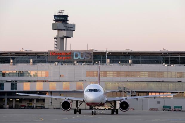 vip-service bij vluchten vanaf Düsseldorf Airport