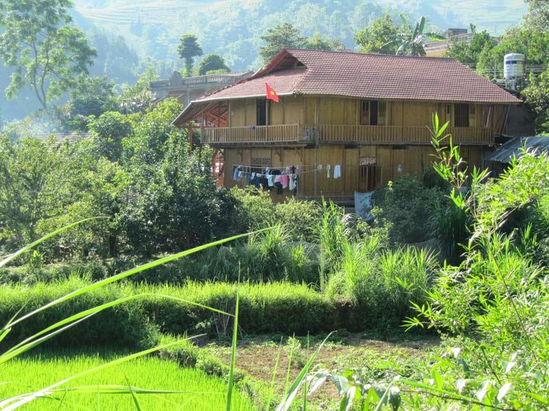 Homestay bij Bac Ha