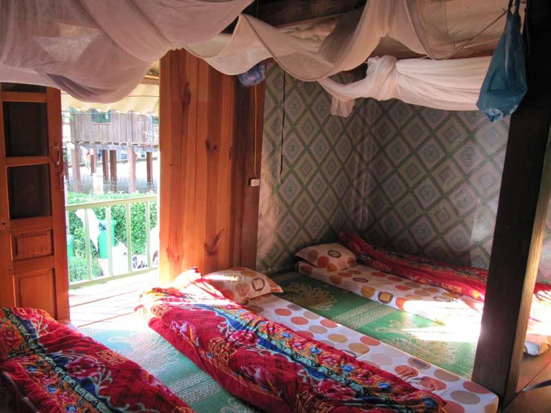 slaapzaal-homestay-Mu-Cang-Chai