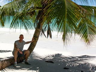 Seychellen foto's van Martijn staan online!