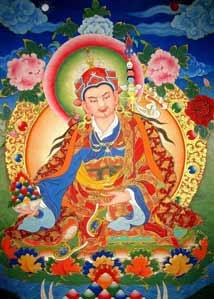Guru-Rimpoche