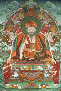 Shabdrung-Ngawang-Namgyal