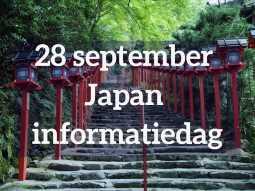 Japan informatiedag 28 september 2019 - PANGEA Travel