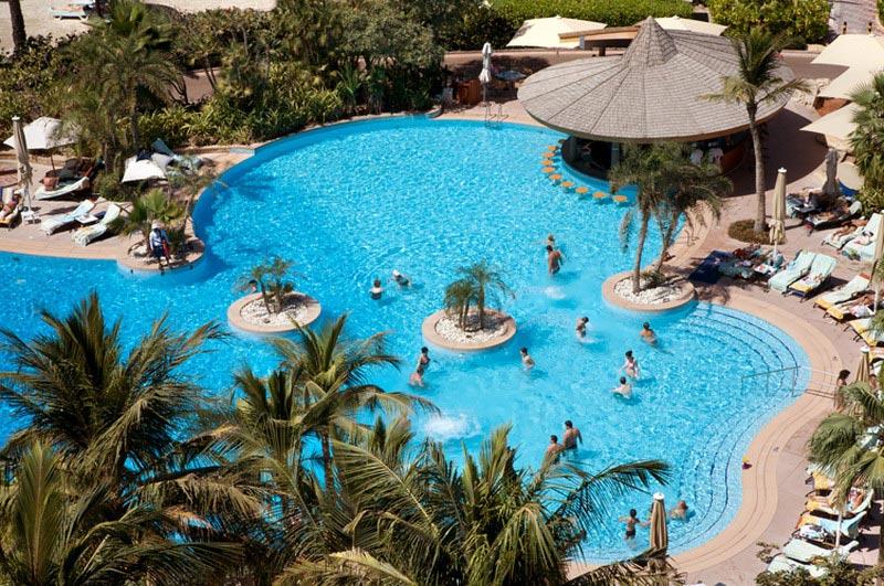 Pangea Travel Jumeirah Beach Hotel Dubai