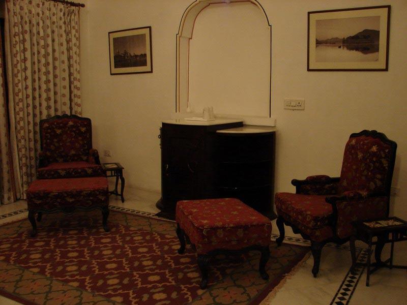 Pangea travel narain niwas palace hotel india - Jaipur meubels ...