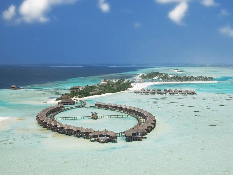 Olhuveli Beach Resort & Spa - Malediven