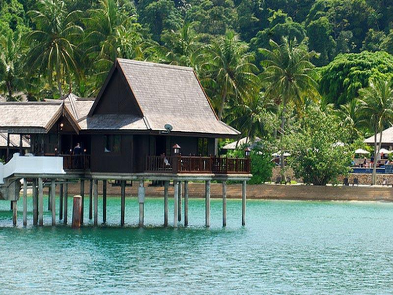Maleisië huwelijksreis