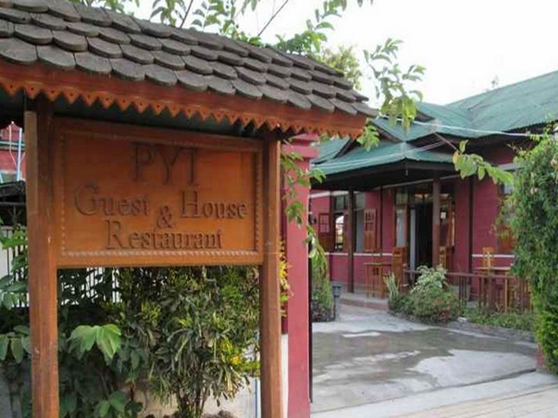 Pangea Travel Pyi Guest House Myanmar