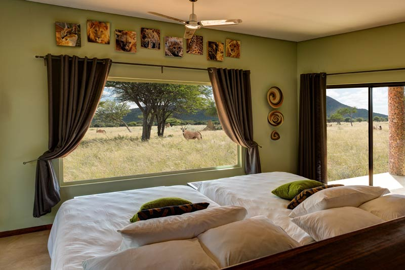Hotels Namibi