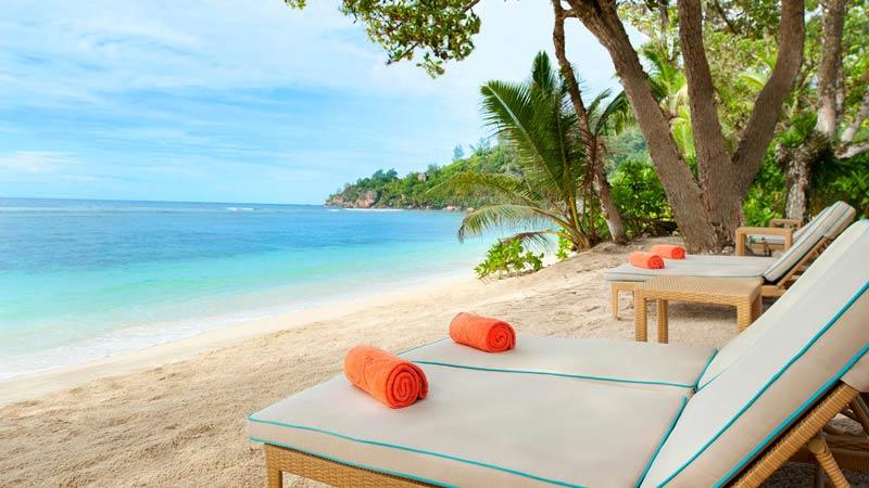 Seychellen - Baie Lazare Beach bij Kempinski Seychelles