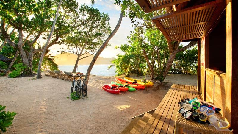 Seychellen - Watersporten bij Kempinski Seychelles