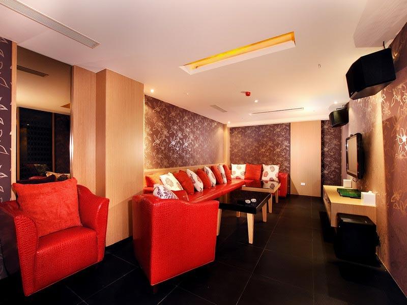 Pangea travel the richforest hotel kenting taiwan - Sfeer zen lounge ...