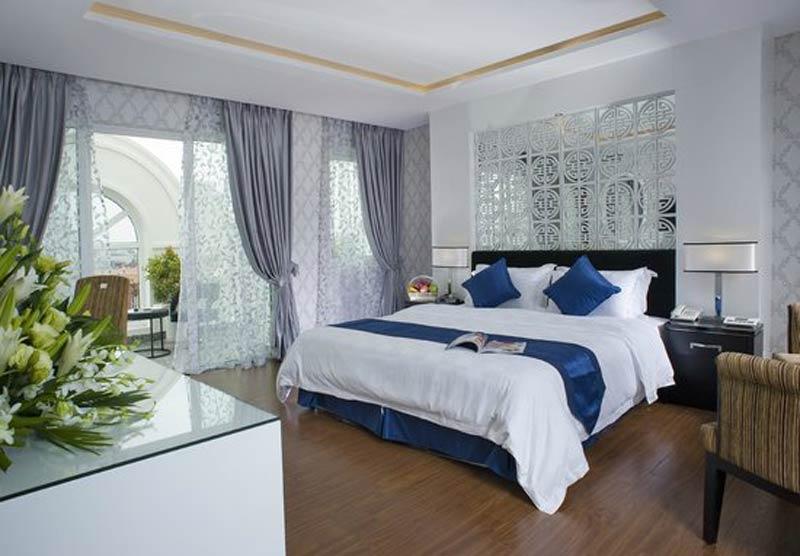 Pangea travel church boutique hotel hang gai vietnam for Hanoi boutique hotel
