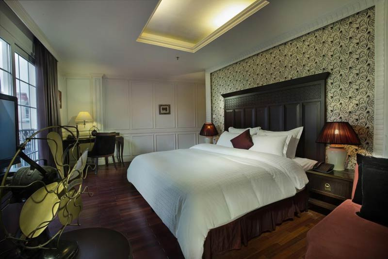 Pangea travel hanoi boutique hotel vietnam for Boutique hotel 1 hanoi