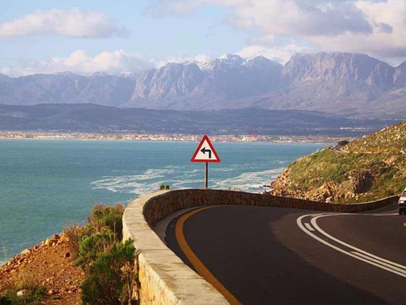 Selfdrive Zuid-Afrika