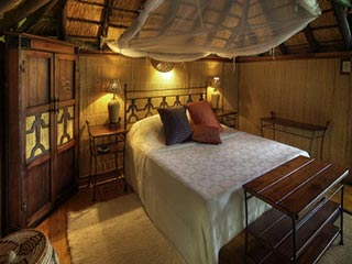 Chobe National Park - kamer