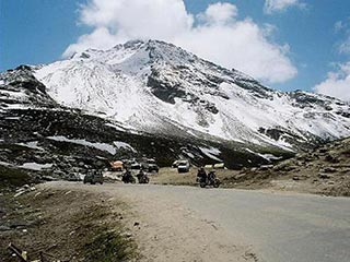 India - rohtang pass