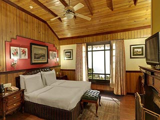 India - kamer in Mayfair Darjeeling