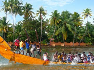 India - Snake Boat Race Backwaters/Kerala 2