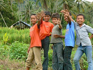 Indonesie - kinderen Indonesië