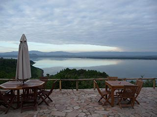 Lake Elementaita - Sunbird Lodge