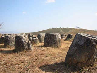 Phonsavan - Plain of Jars in Laos