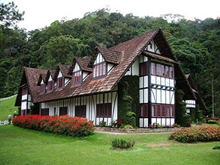 Traditionele accommodatie Cameron Highlands
