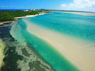Mozambique - Reef Reserve Machangulo - foto: Machangulo Beach Lodge