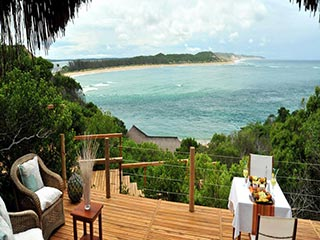 Mozambique - Machangulo Beach Lodge, bar - foto: Machangulo Beach Lodge