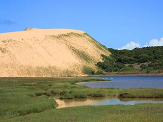 Mozambique - Uitzicht bij Azura Retreat - foto: Azura Retreat