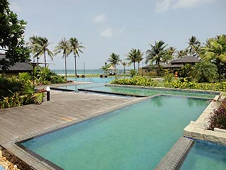 Bay of Bengal Resort Ngwe Saung - foto: Floor Ebbers