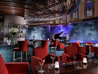 Pan Pacific Orchard Singapore - restaurant hotel Singapore