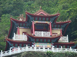 Taroko kloof - Eternal Spring Shrine